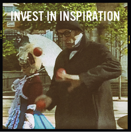 Invest in Inspiration