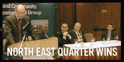 North East Quarter Wins