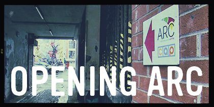 Community Arts Partnership: ARC Opening in Cathedral Quarter