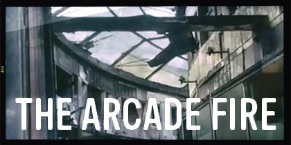 North Street Arcade Fire: News Report