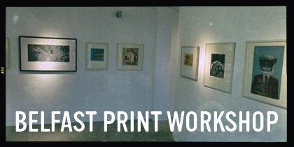 Belfast Print Workshop, 40th Anniversary