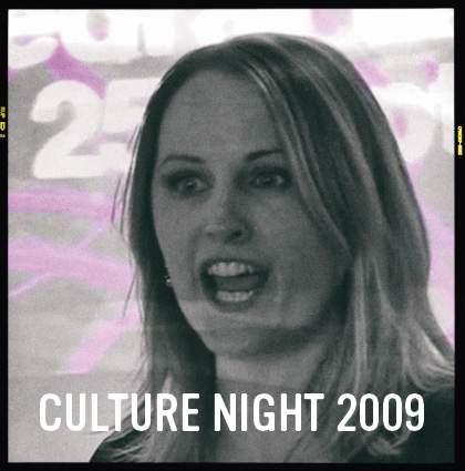 Launch of Culture Night 2009