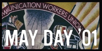 May Day March & Rally 2001