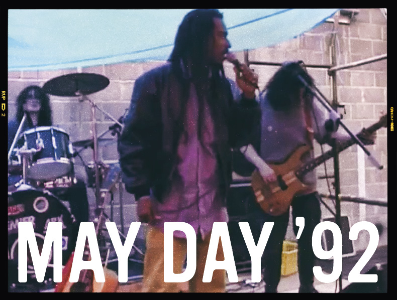 Raising Standards: Celebrating May Day 1992