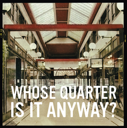 Whose Quarter is it anyway?