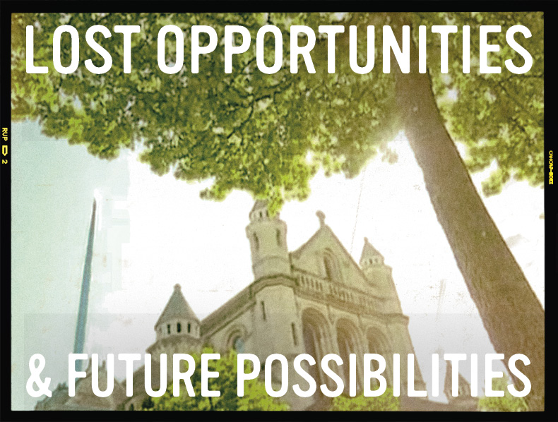 Cathedral Quarter Episode Five: <br>Lost Opportunities &#038; Future Possibilities